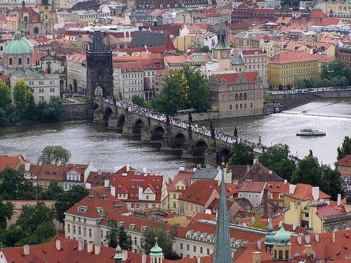 Apie Prahą